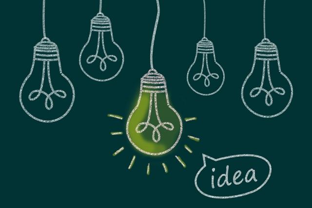 新規事業を生み出すアイデア