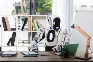 介護ロボットとAI