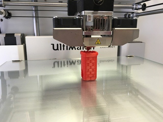 3Dプリンタの解説(容器)
