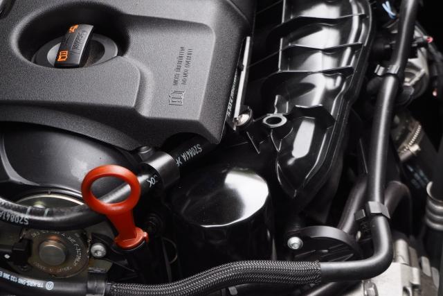 エンジンの回転センサ