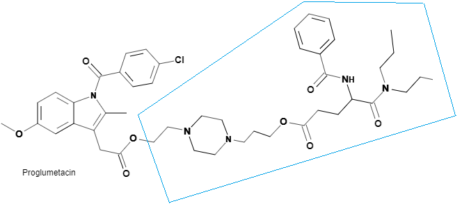 Proglumetacin