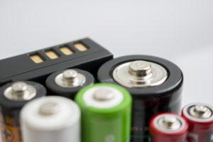 代表的な二次電池の種類と特徴