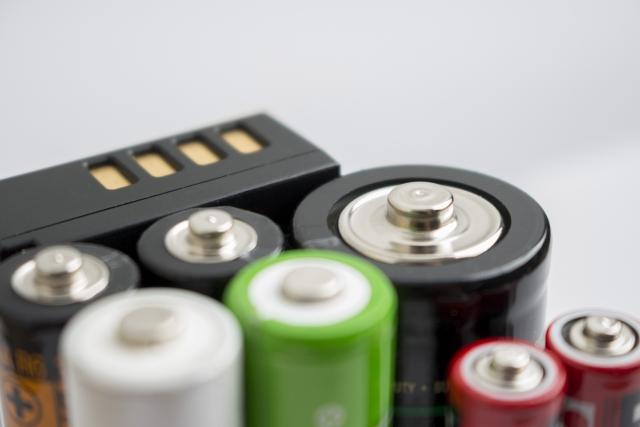 二次電池の種類と分類