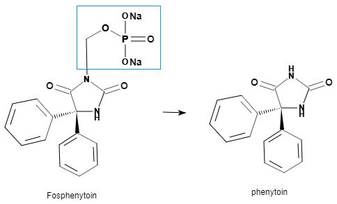 Fosphenytoin