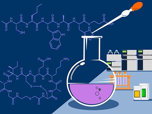 3分でわかる技術の超キホン 医薬品に関する環状ペプチド・10選