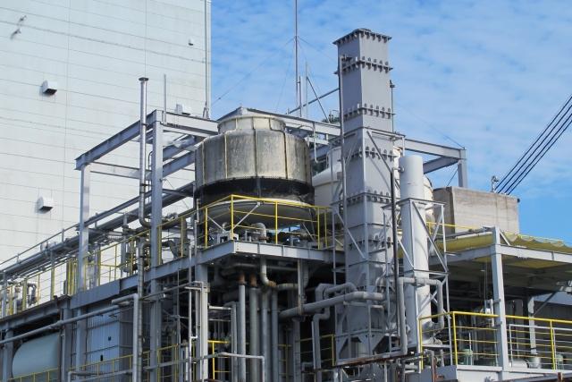 化学工場における異物混入対策
