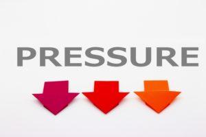 面圧とpv値