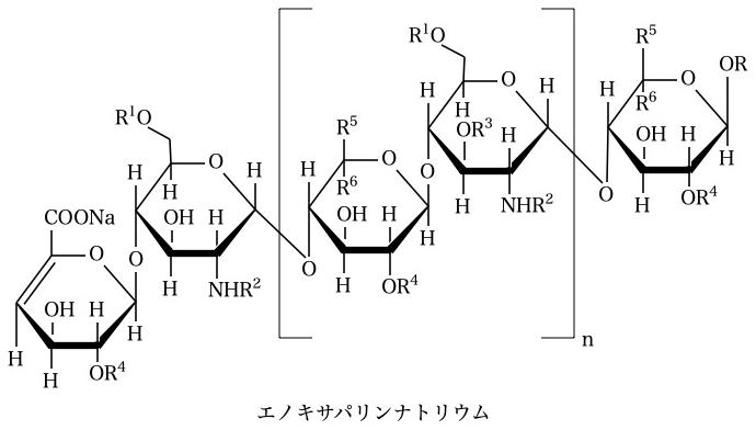 エノキサパリンナトリウム