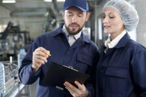 工場品質管理