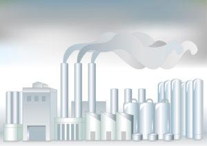 工場の環境対策(大気汚染・排水など)