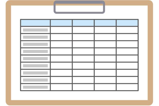 QC七つ道具の基本⑥ チェックシートとは?