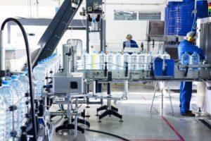 生産ラインの稼働率と可動率