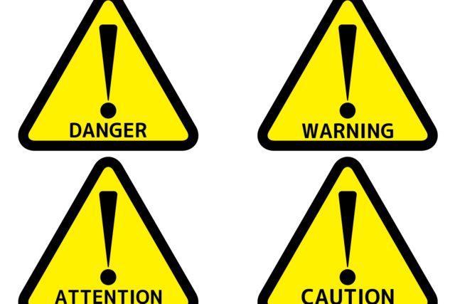 製造現場での悲惨な事故を防ぐ!絶対に外せない6つの注意点をチェック