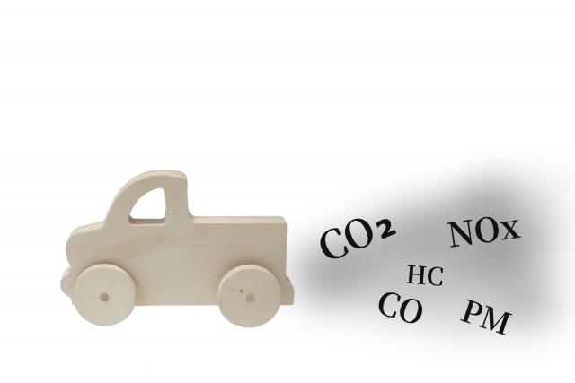 後処理技術の解説(NOx、CO2)