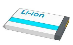 電池性能からみたリチウムイオン電池の特徴
