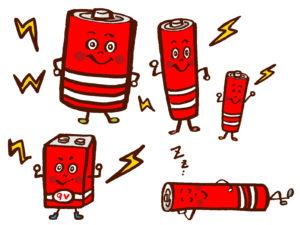 リチウムイオン電池と負極活物質の解説