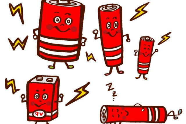 3分でわかる技術の超キホン リチウムイオン電池・炭素系以外の負極活物質