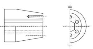 図形の省略の解答