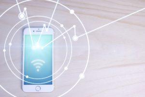 Wi-Fiスマートフォン