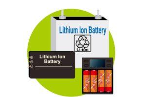 リチウムイオン電池の電解液を解説