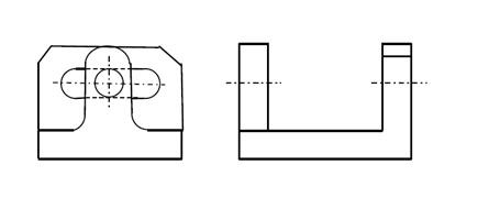 図線が錯綜して、わかりにくい図面
