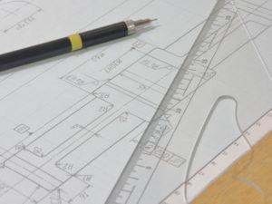 寸法補助記号の解説と練習問題