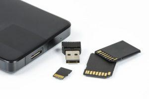 メモリ(デジタルストレージ)の種類・分類