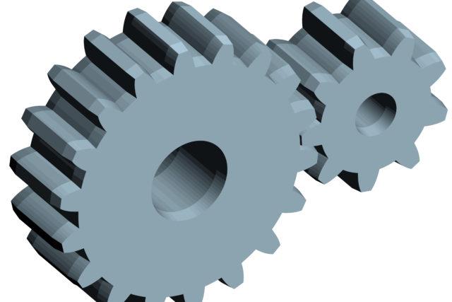 【機械製図道場・中級編】機械要素「歯車」の必須前提知識と基本的な図示方法