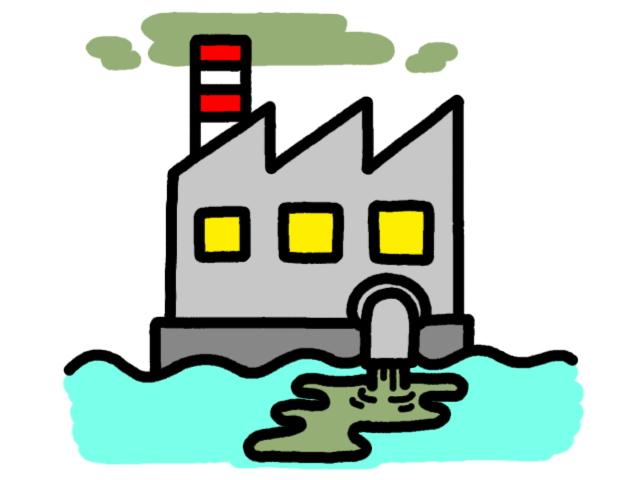工場排水処理