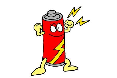 3分でわかる技術の超キホン リチウムイオン電池の電極添加剤(バインダー/導電助剤/増粘剤)