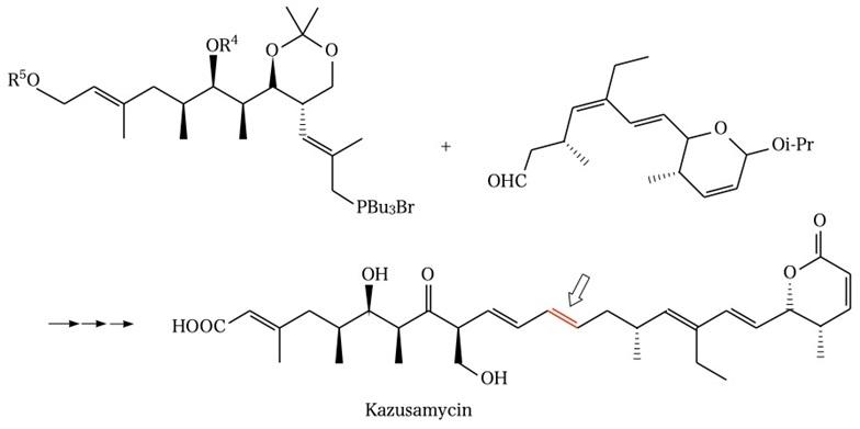 カズサマイシンAの製造方法