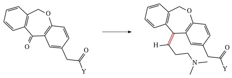 オロパタジンの中間体製法