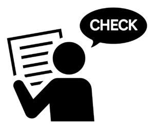 検図のやり方、チェックリストの解説