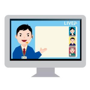 プロ講師によるオンライン技術者研修