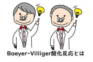 Baeyer-Villiger酸化の解説