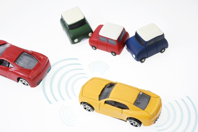 自動車の走行環境認識技術