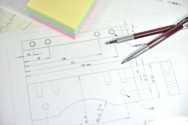 機械設計図面