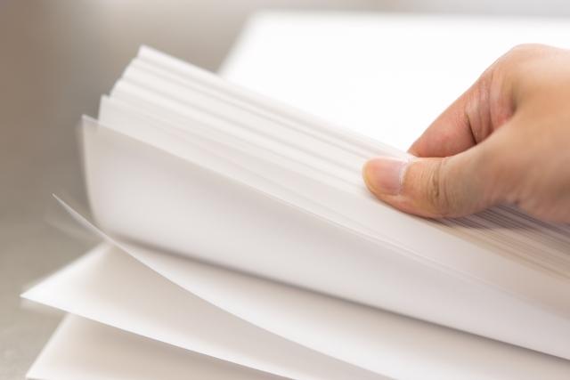 紙の構造_物性の評価