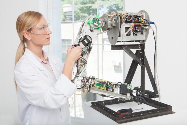 ロボットによる生産ライン自動化設計
