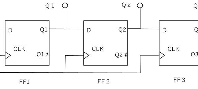 【早わかり電子回路】レジスタ回路とシフトレジスタ回路