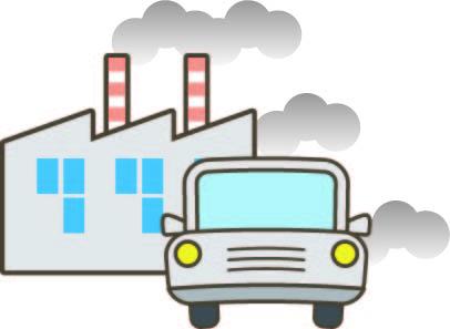 【技術者のための法律講座】大気汚染防止法をわかりやすく解説!《基本知識の要点まとめ》
