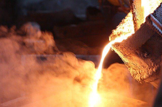 砂型鋳造の解説