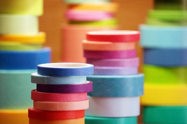 粘着剤_テープに求められる物性
