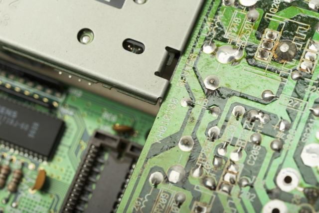 ストレッチャブル印刷配線_電極材料の設計