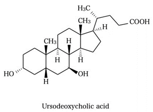 ウルソデオキシコール酸
