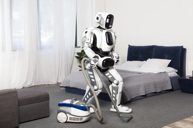 【センサのお話】ロボットセンサとは?内界センサ/外界センサって具体的に何?