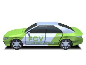 水素ガスセンサと燃料電池車(FCV)の解説