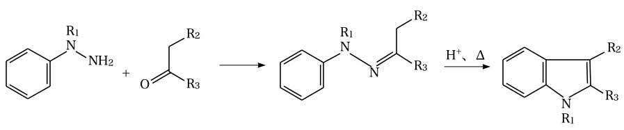 Fischer-indole-synthesis