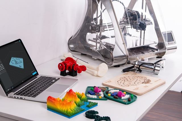 【中国特許分析】3Dプリンター(AM技術)の特許出願状況と出願人ランキングTOP10