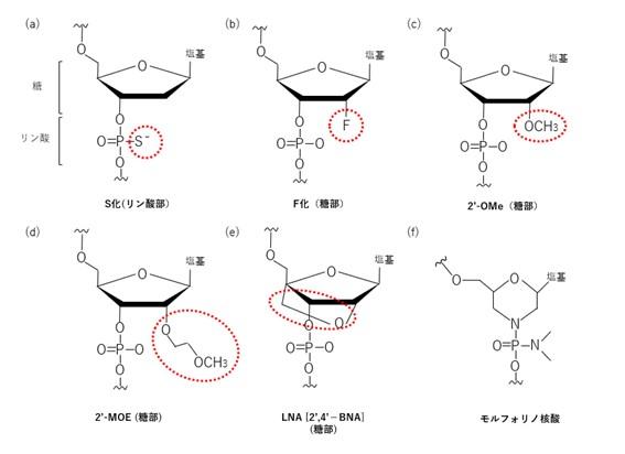 核酸修飾方法